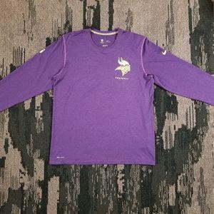 Official NFL gear Minnesota Vikings Nike gear